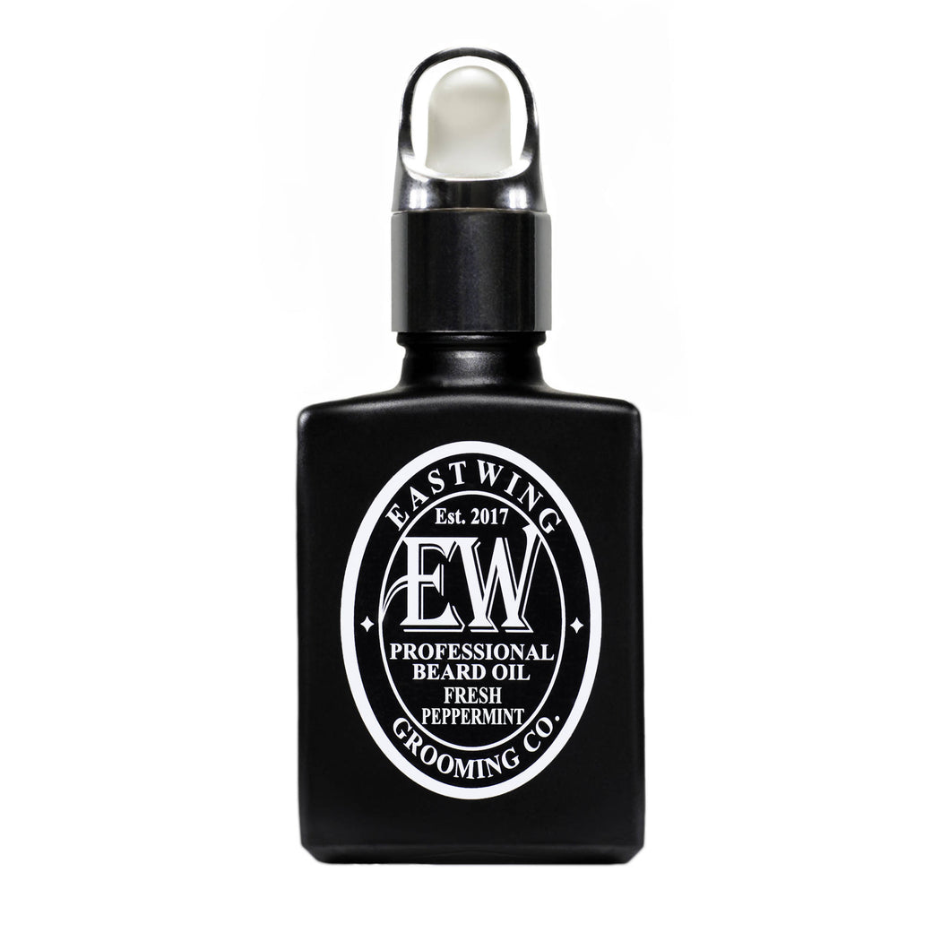 EastWing Grooming Co Fresh Peppermint Oil 30ml