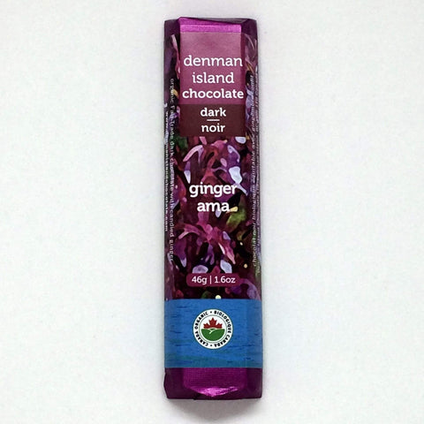 Denman Island Chocolate Ginger Ama