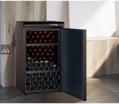 Ageing wine cabinet