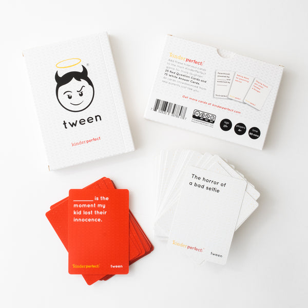 The Complete KinderPerfect Party Cards Set - 33% Off!