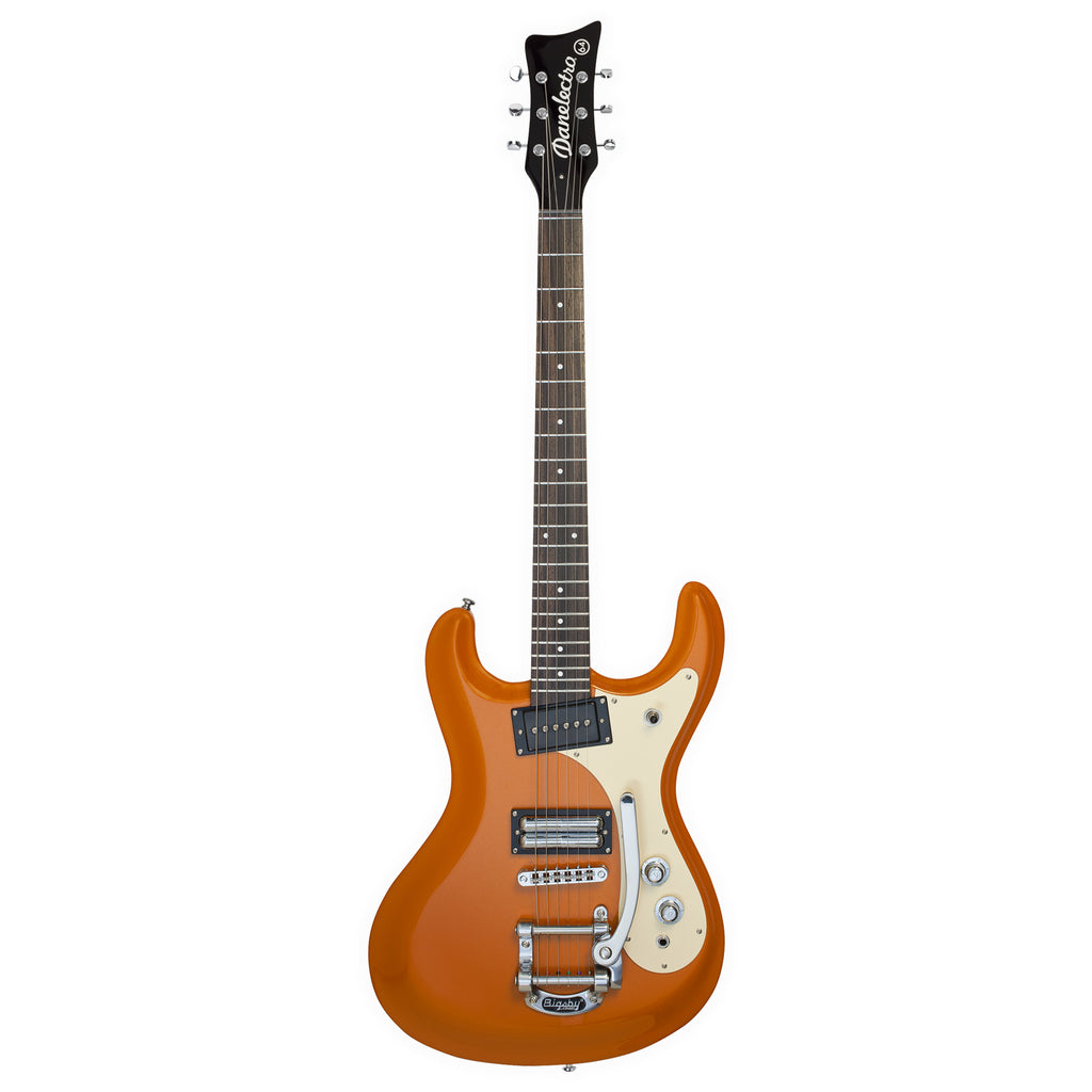 Danelectro The 1964 Electric Guitar - Orange Metallic