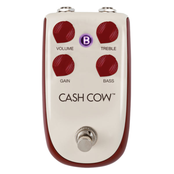 Danelectro Billionaire BC-1 Cash Cow Distortion Pedal