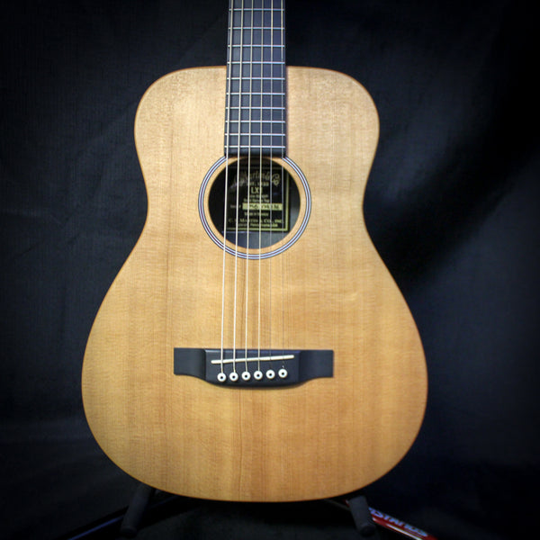 Used Martin LX1 Little Martin Acoustic Guitar w/ Bag 053119