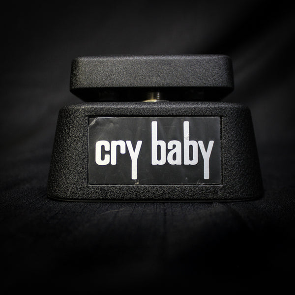 Used Dunlop GCB95 Cry Baby Wah Pedal 061119