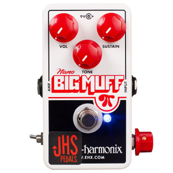 JHS Mod Shop EHX Nano Muff MoonPi Distortion Pedal