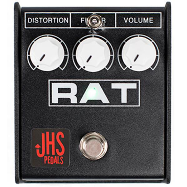 JHS Mod Shop ProCo RAT2 Pack Rat Distortion Pedal