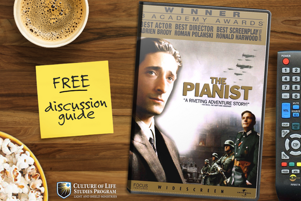 Movie Discussion Guide: The Pianist (2002) (Digital Download)