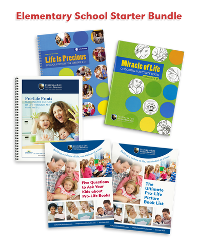 Elementary School Starter Bundle
