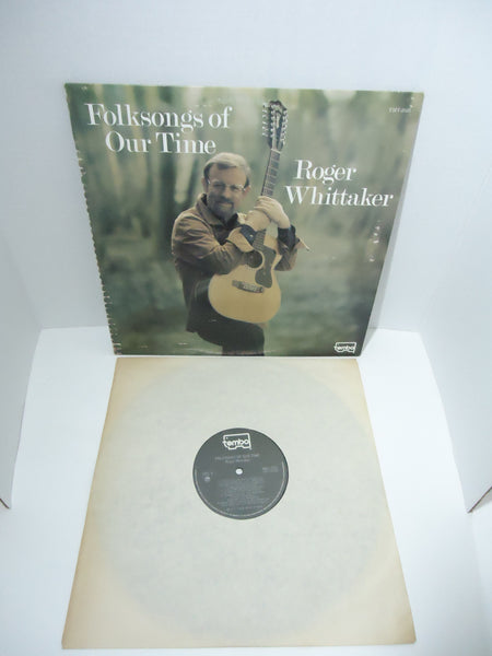 Roger Whittaker ‎– Folk Songs Of Our Time LP Tembo Music
