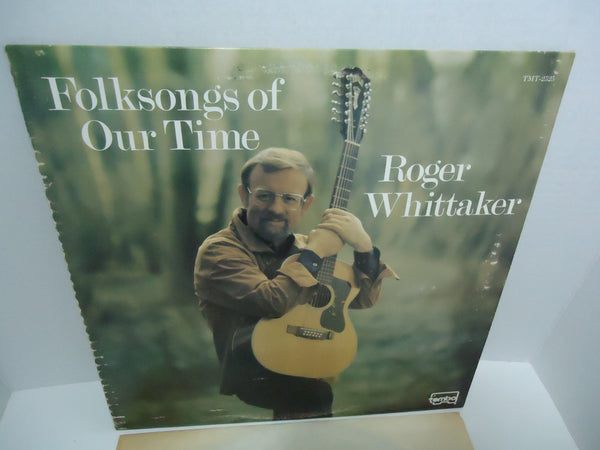 Roger Whittaker ‎– Folk Songs Of Our Time LP Tembo
