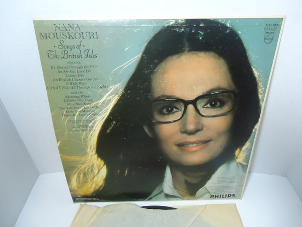 Nana Mouskouri ‎– Songs Of The British Isles