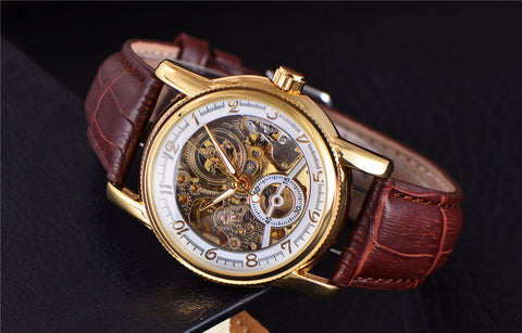 The Skeleton Watch - Northwest Outfitters Trading Co.