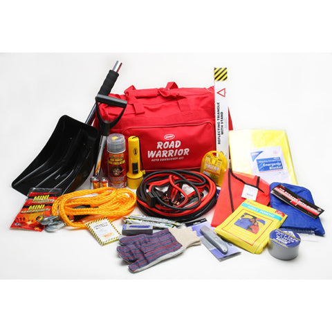 emergency car kit, vehicle kit, mayday
