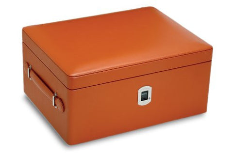 Underwood UN\3224 Biometric Watch and Cufflink Collectors Case With Three Trays