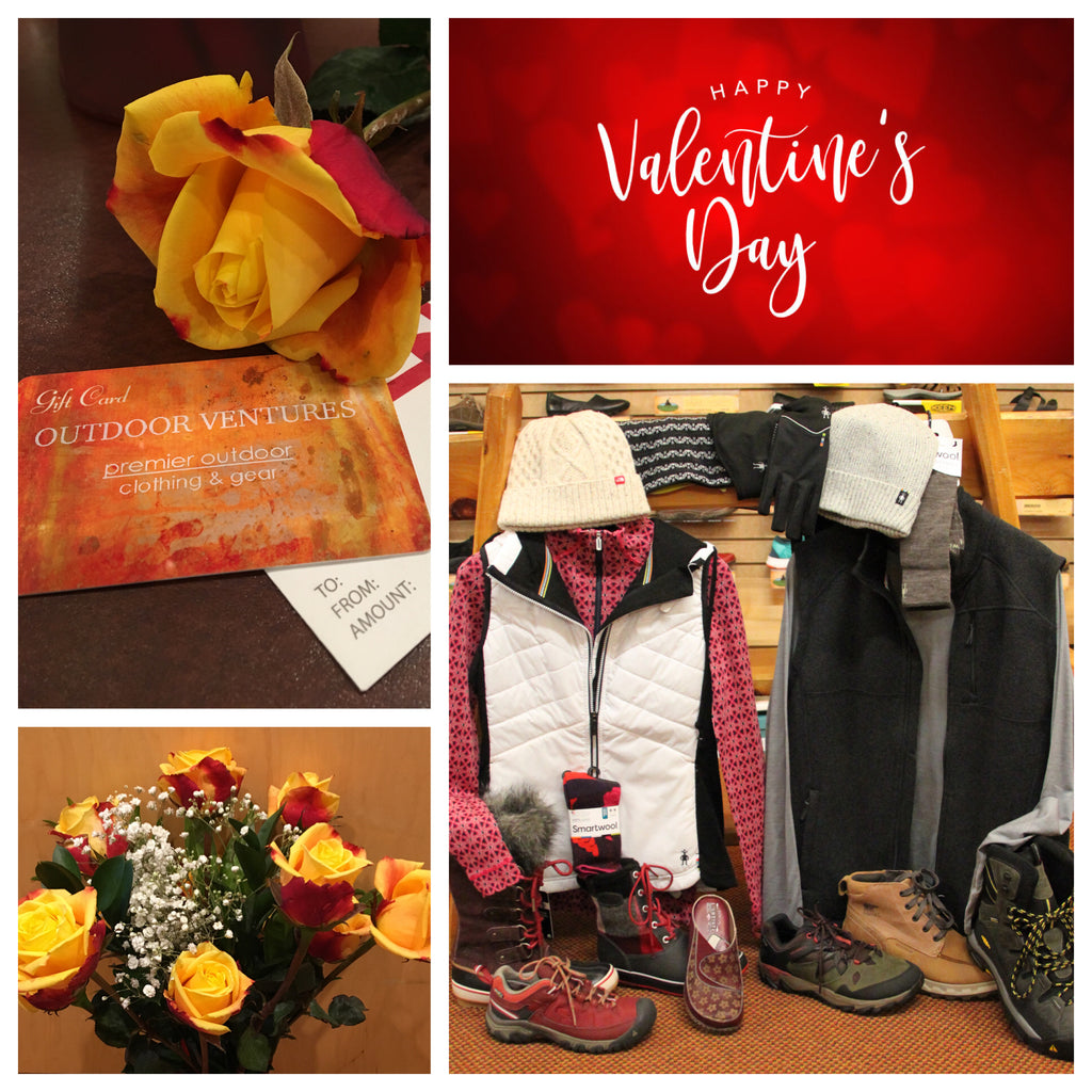 Treat Your Valentine Special with a Gift from Outdoor Ventures