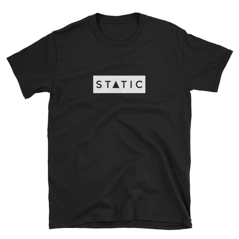 Static Slab Logo Tee