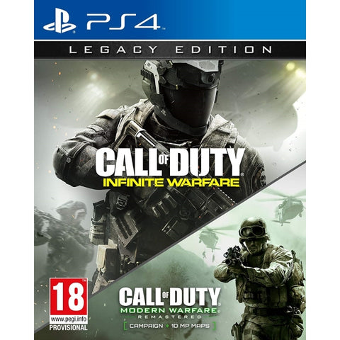 Call of Duty: Infinite Warfare - Legacy Edition [PlayStation 4]