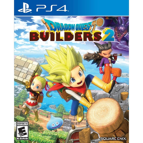 Dragon Quest Builders 2 [PlayStation 4]