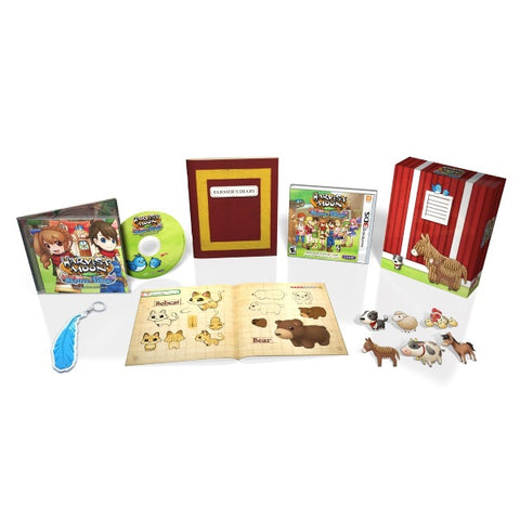 Harvest Moon: Skytree Village - Limited Edition [Nintendo 3DS]