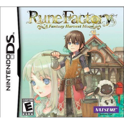 Rune Factory: A Fantasy Harvest Moon [Nintendo DS DSi]