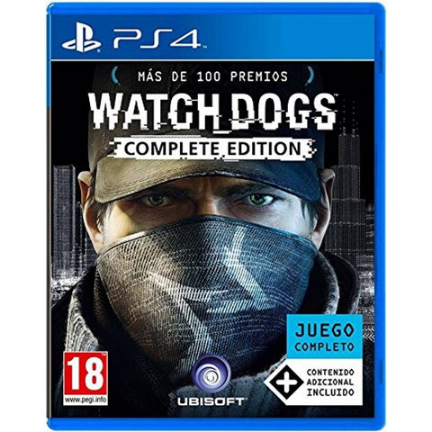 Watch Dogs - Complete Edition [PlayStation 4]