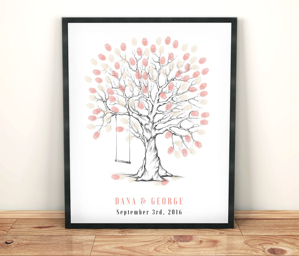 Wedding Tree with swing - Wedding Fusions