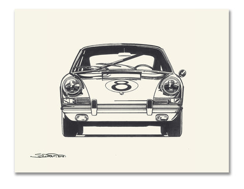 911 Front Limited print