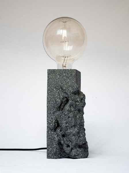 02 One-Of Kryptonite Table Lamp - SOLD OUT