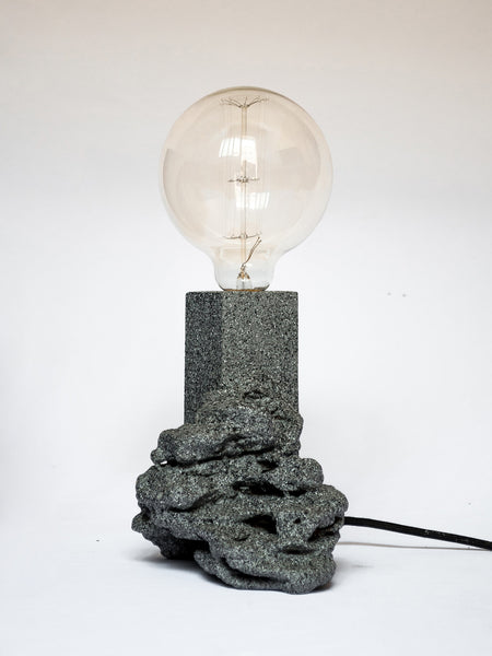 01 One-Of Kryptonite Table Lamp - SOLD OUT