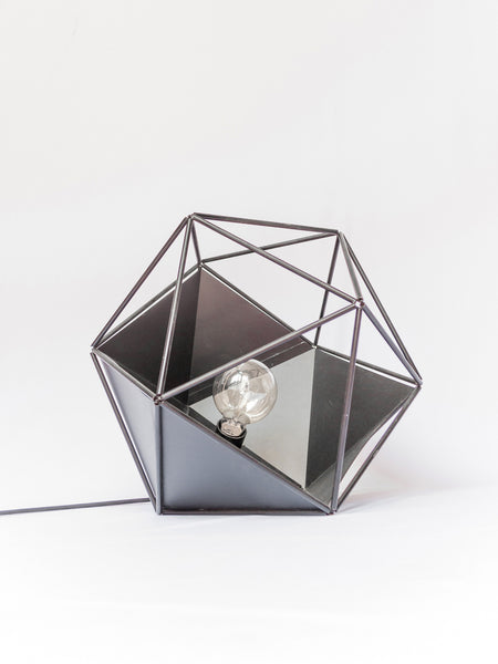 L Geometric Projector Lamp