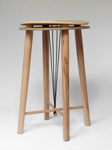Wood Stool - SOLD OUT