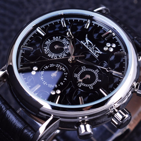 Luxury Automatic Mechanical Watch-orderinbox