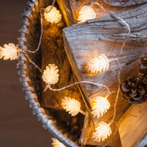 Xmas Pine Lights-orderinbox