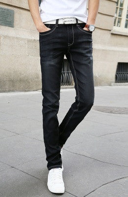 Casual Stretch Skinny Jeans-orderinbox