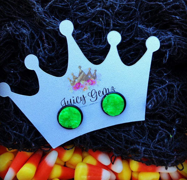 Glow In The Dark Studs - Juicy Gemz