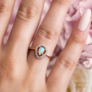 Opal Ring - Tranquil