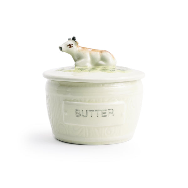 Vintage Butter Crock - The Pioneer Woman Mercantile
