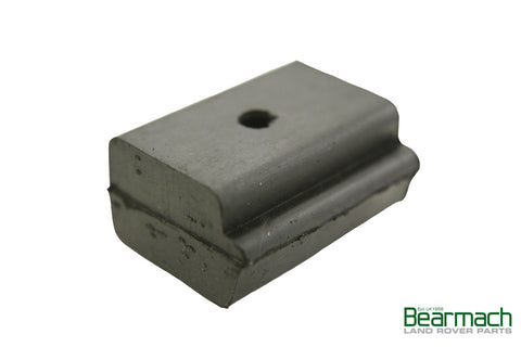 332146 Block, Tailgate Stop, Rubber