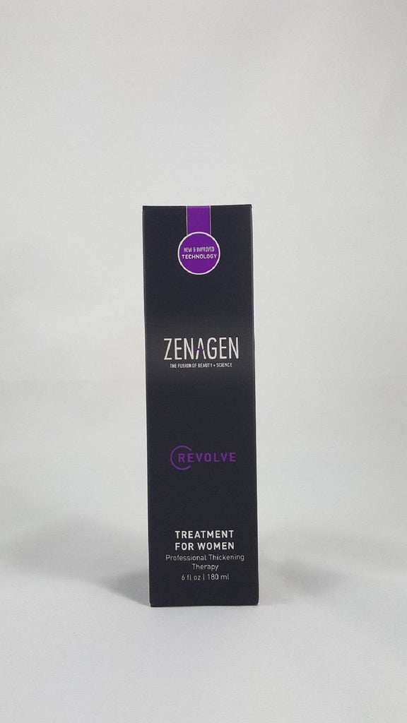 Zenagen Revolve Hair Loss Shampoo Treatment For Women Thickening Therapy 6 Oz