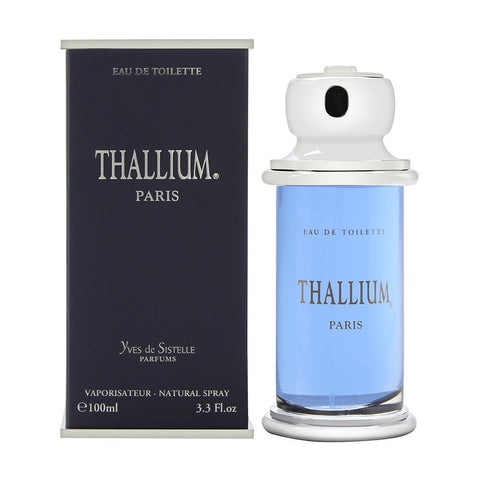 Thallium by Yves De Sistelle For Men 3.3 Oz EDT Spray