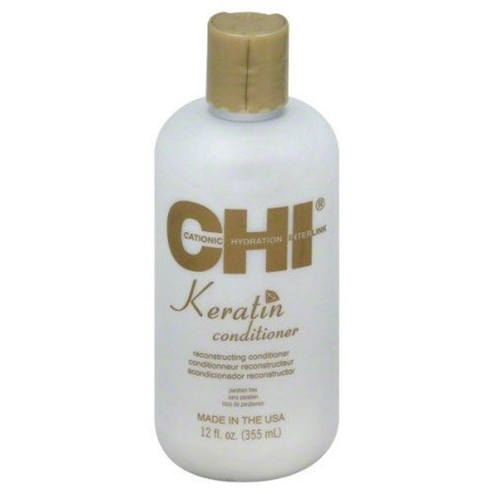 CHI Keratin Conditioner Reconstructing Conditioner 12 Oz