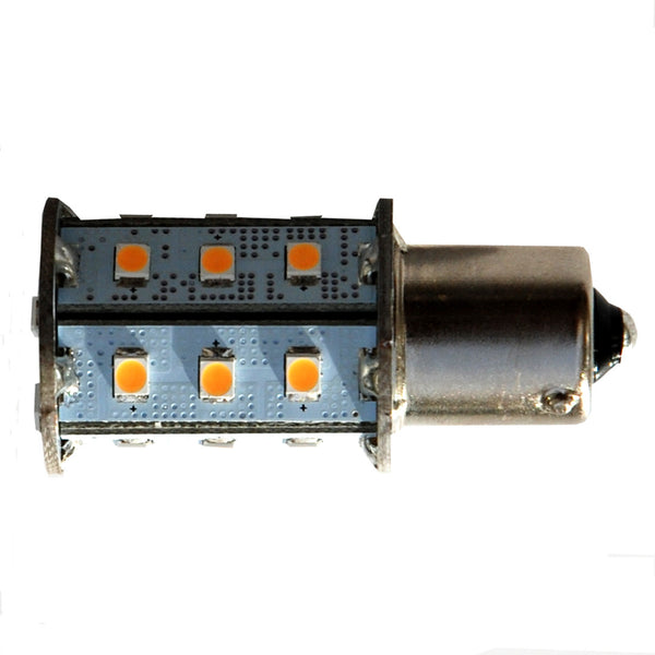 BA15S 24 SMD 2835 High Output Compact LED Lamp