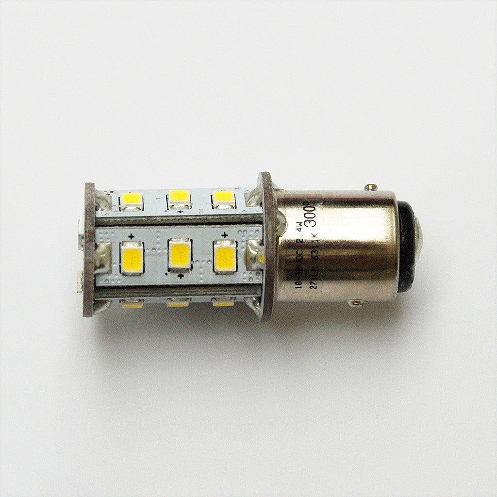 BAY15D 24 SMD 2835 High Output Compact LED Lamp
