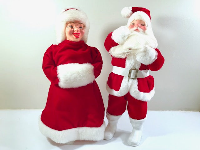 Harold Gale Mr. and Mrs. Santa Claus