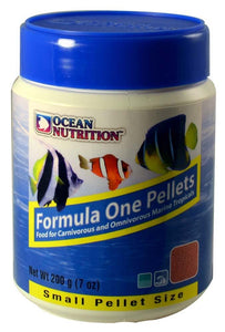 Ocean Nutrition Formula One Marine Pellets Small 200g