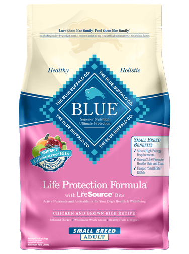 Life Protection Formula®Chicken and Brown Rice Recipe For Small Breed Adult Dogs