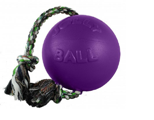 JOLLY BALL ROMP-N-ROLL 8IN DOG TOY