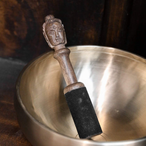 Buddha Singing Bowl Mallet