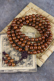 Endless Harmony Lotus Seed Mala