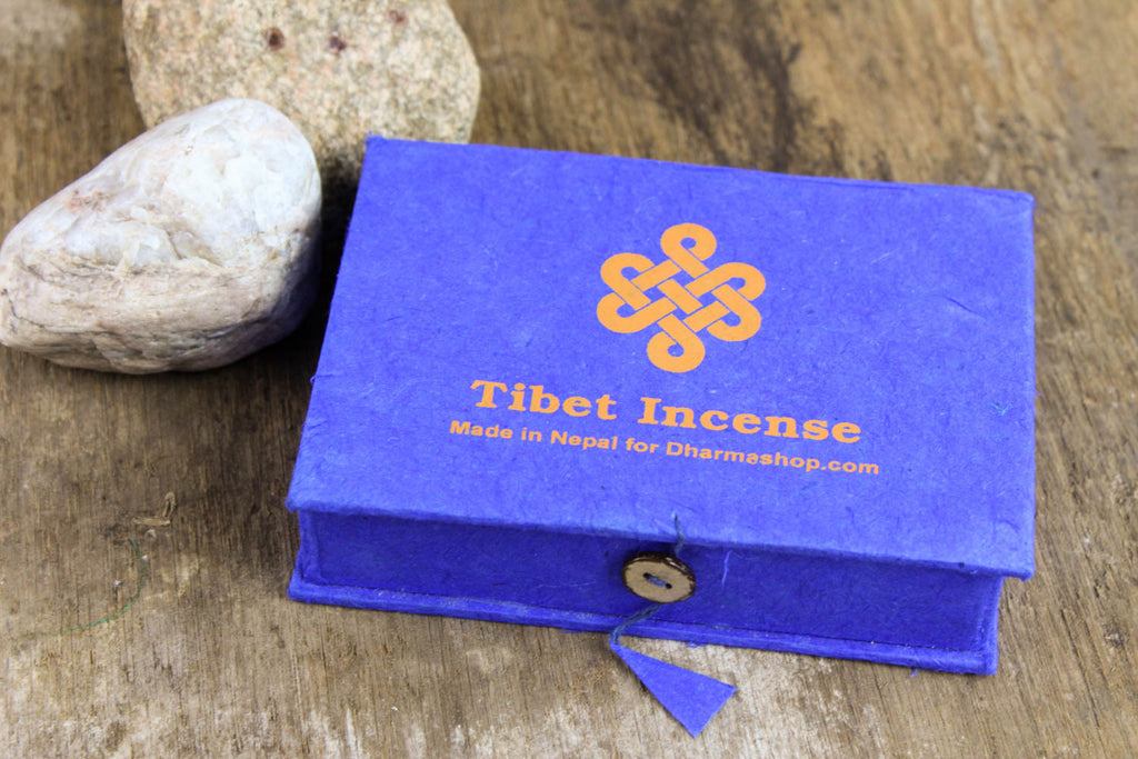 3-Style Variety Tibetan Incense